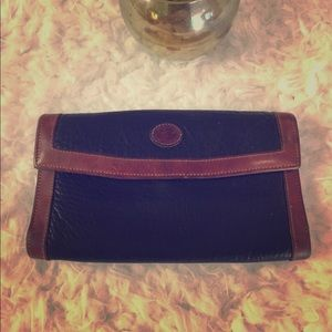 Vintage Dooney and Burke wallet.